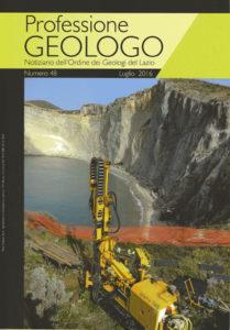 Ponza - Copertina rivista geologi. Resized