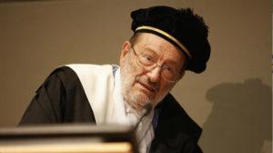 Umberto Eco Laurea honoris causa