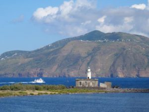Faro di Capo Faro a S.Maria di Salina (Me)