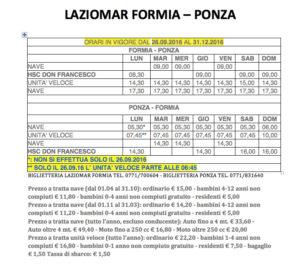 laziomar-formia-ponza