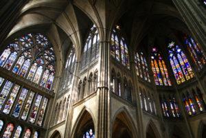 Vetrate cinquecentesche cattedrale di Metz