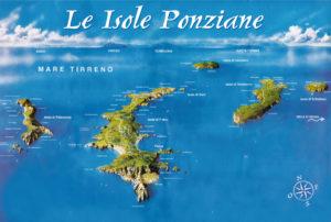 mappa-isole-ponziane