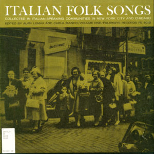 italian-folk-songs