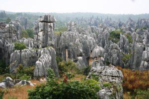 kunming-la-foresta-di-pietra