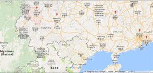 map-parte-dellitinerario-nella-cina-popolare