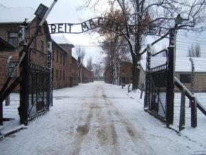 Auschwitz. Arbeit macht frei