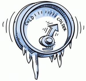 Cold colder