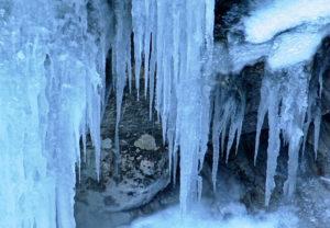 ghiaccio-stalattiti
