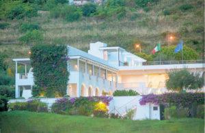L'hotel di Cusani
