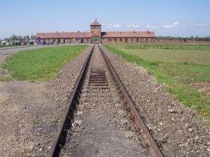 Rail_leading_to_Auschwitz_II_Birkenau
