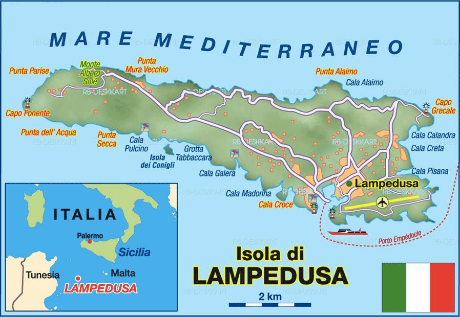 Cartina Geografica Lampedusa.Piccolo Cabotaggio 8 Lampedusa Seconda Parte Ponza Racconta